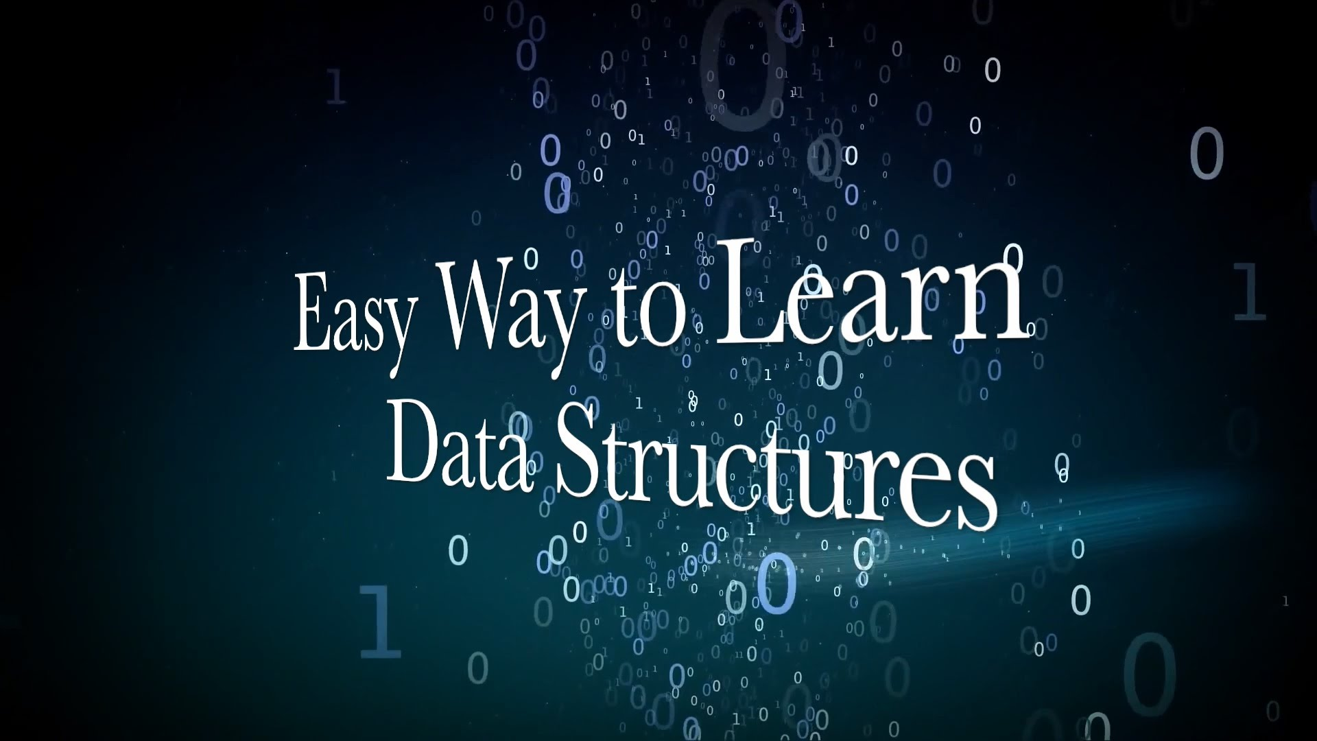 Foundation of Programming DataStructure…